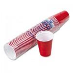 SOLO American Red Cups 100 stuks