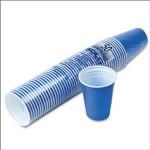 American Blue Cups